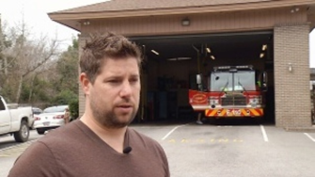 Former Charleston Firefighter Shares Story Of PTSD After Sofa Super Store  Fire