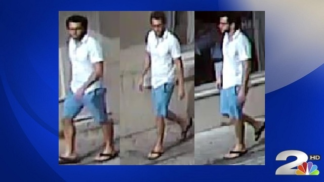 Search is on for downtown Charleston assault suspect