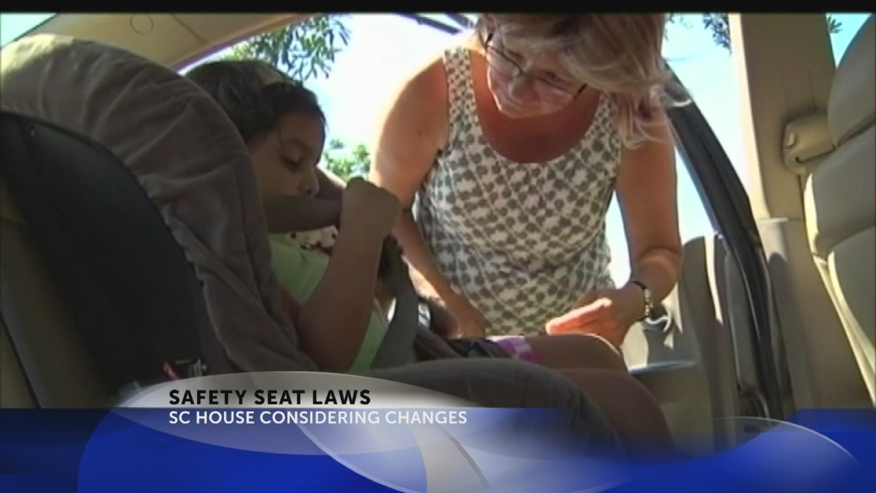Child Safety Seat Laws In South Carolina