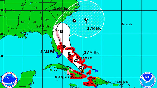 Closings, cancellations, delays due to Hurricane Matthew