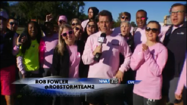 News2 Walks for Breast Cancer Awareness