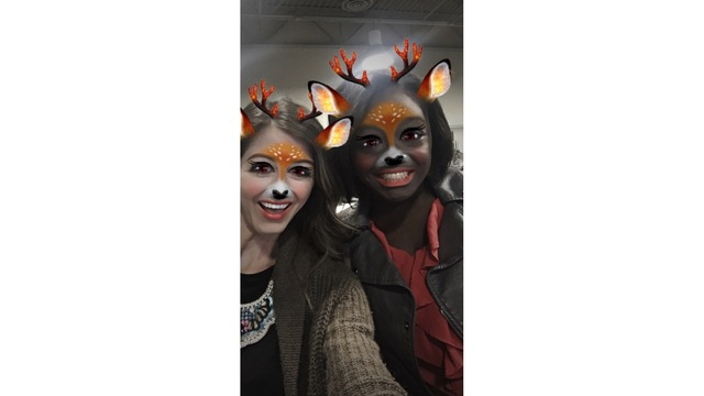 Snapchat filters among top Halloween costume trends of 2016