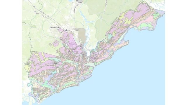 charleston county new flood map open houses