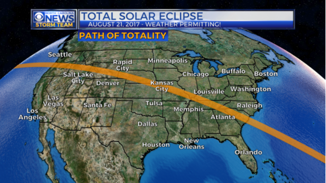 Unsafe eclipse glasses being distributed says NASA WCBD