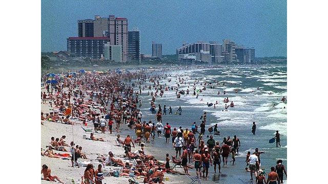 City Of Myrtle Beach Investigating After Woman Claims She Contracted Flesh Eating Bacteria