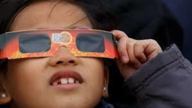 How to find solar eclipse glasses in the Lowcountry