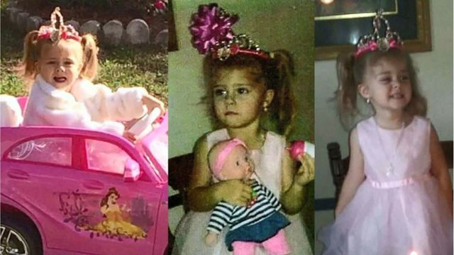 Sheriff: Authorities find remains believed to be NC toddler Mariah Woods