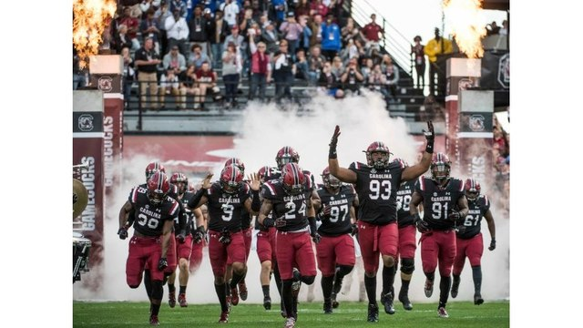 South Carolina to play in Outback Bowl against Michigan