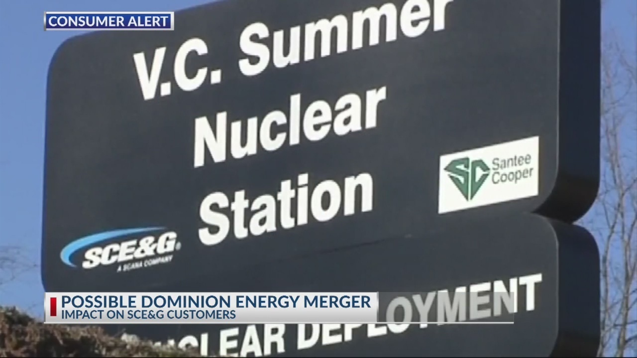 Dominion Energy rep. explains possible merger and danger of Senate bill
