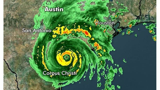 Hurricane names Harvey, Irma, Maria and Nate retired because of deadly impacts