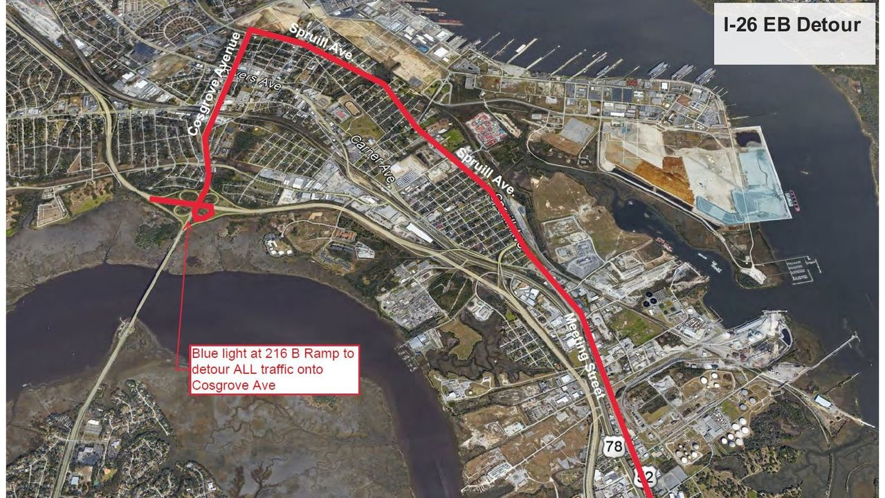 Port Access Road Project To Impact Traffic