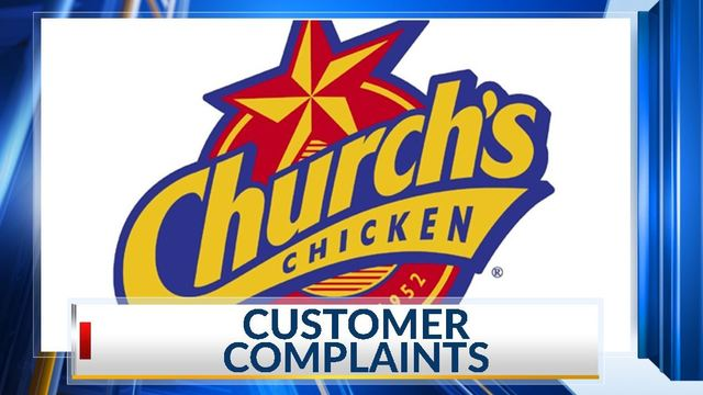 People Head To The Hospital After Eating At Downtowns Churchs Chicken