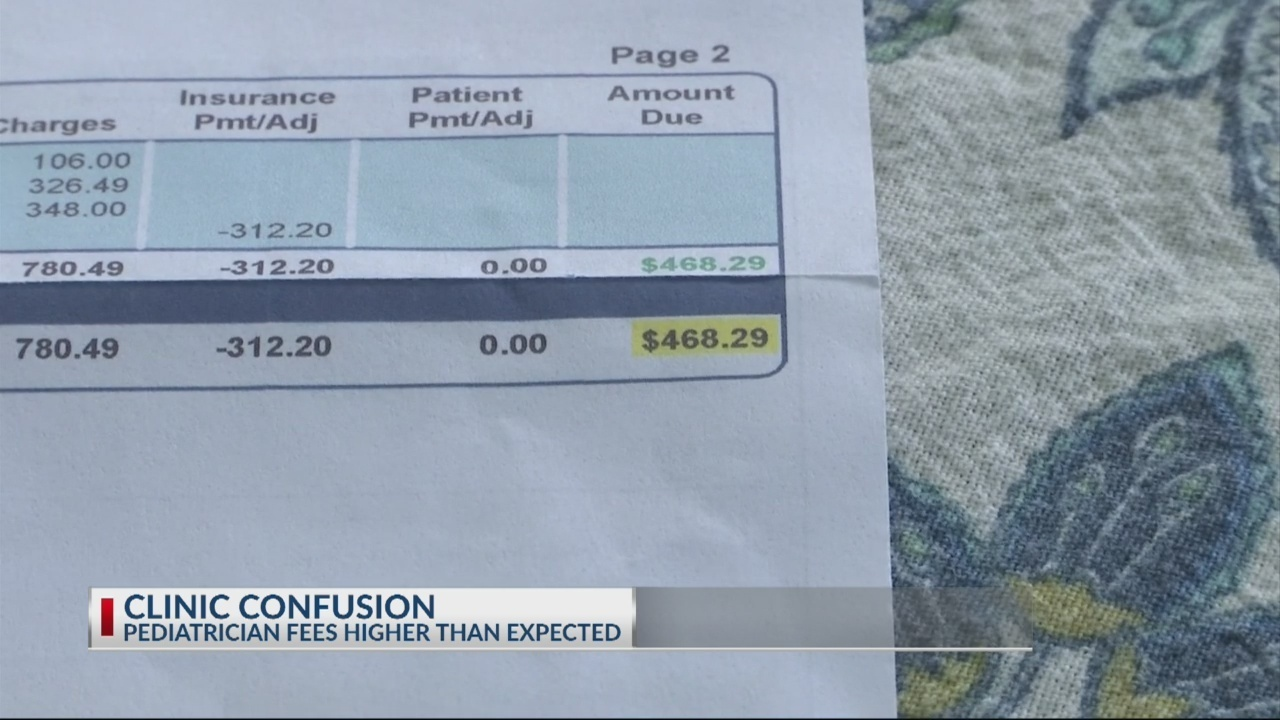 Call Collett Pediatrician After Hours Fee Leaves Mom Stunned