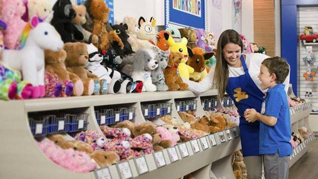 Build-A-Bear closes lines for Pay Your Age promotion after long lines