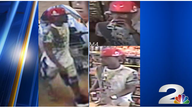 Report: Deputies searching for suspect accused of using stolen credit cards