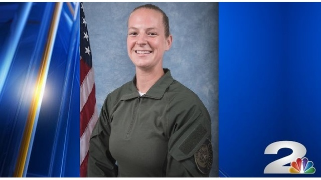 Charleston PD celebrates first female member of the Explosive Devices Team