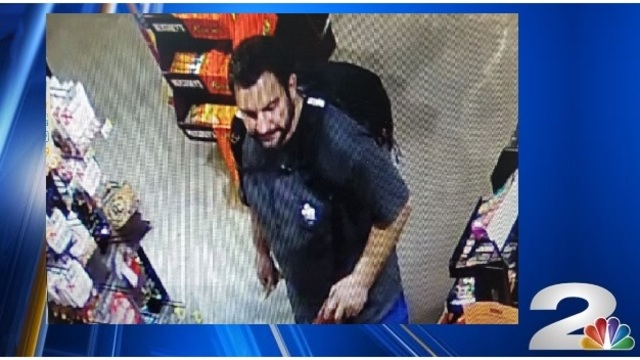 Mt. Pleasant PD searching for suspect who stole a vehicle from Long Grove Drive