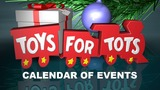 2018 Toys for Tots Calendar of Events