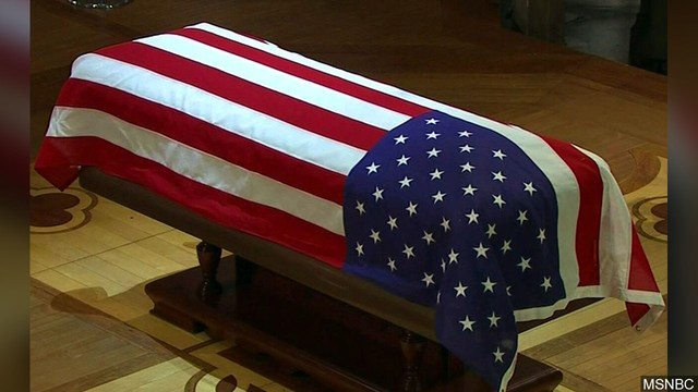 Watch Live: Houston funeral service for George H.W. Bush