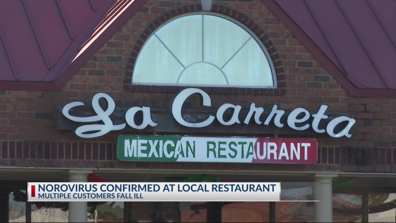 Dhec Customers Who Got Sick From Summerville Restaurant Had Norovirus Infection