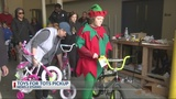 Toys for Tots volunteers pack up thousands of toys at News 2 studios