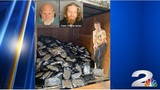 Two men charged with marijuana trafficking after deputies locate over 800 lbs
