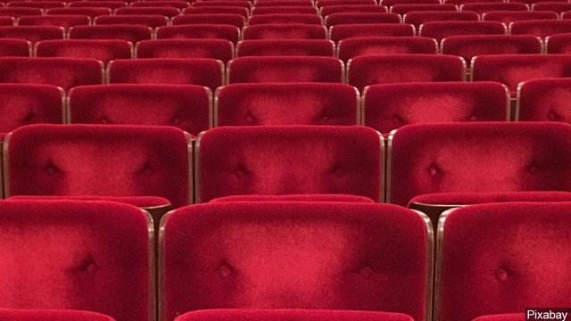 Terrace Theater offers 'moment of reprieve' for those affected by the government shutdown