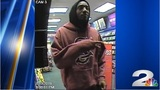 Authorities searching for individual for questioning regarding an armed robbery at Gamestop