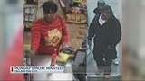 Monday's Most Wanted: Police looking for suspects who stole thousands in cigarettes