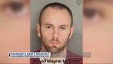 Monday's Most Wanted: Police searching for a suspect in connection to Criminal Sexual Conduct charge