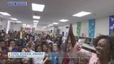 A. C. Corcoran Elementary receives the News 2 Cool School Award