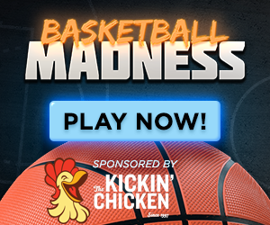 Basketball Madness 2019 Brackets