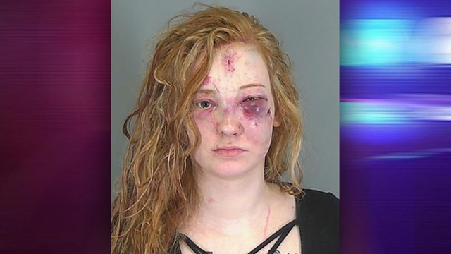 Woman arrested after stun gun attack in Spartanburg Co., deputies say