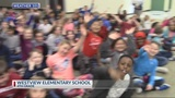 Rob Fowler visits the 4th graders at Westview Elementary School for Weather 101_2019