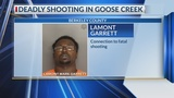 Deputies arrest man after fatal shooting in Goose Creek