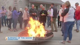 S.C. Maritime Museum held the 8th annual Burning Of The Socks in Georgetown Co.