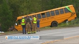 Report shows driver at fault for Abbeville school bus crash