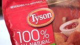 Tyson recalls nearly 70k pounds of chicken strips