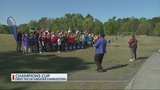 Lowcountry students learn life skills on the golf course
