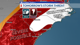 Storm Team 2 declares Weather Alert Day for Friday