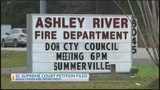 Final vote expected in move to dissolve Ashley River Fire District