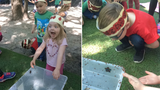 �� Preschool students release thousands of ladybugs on Earth Day