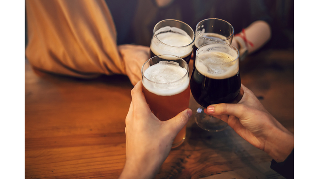 Man drinks beer for 46 days, loses 44 pounds