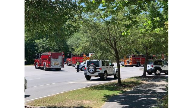 Authorities: Gas leak contained; Park West Boulevard is open