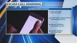 Deputies warn about phone scam in Georgetown County