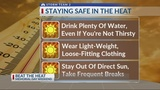 How to beat the heat this Memorial Day weekend