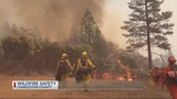 Drought, extremely hot conditions could lead to wild fires