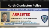 Officers arrest suspect who was wanted for the Max Quick Stop shooting in N.Charleston